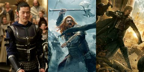 thor film volstagg thor ragnarok the warriors three possibly confirmed