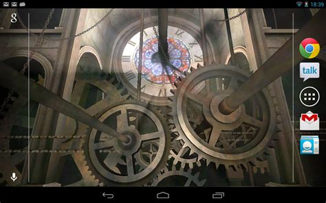 wallpaper 3d clock clock tower 3d live wallpaper android apps on google play