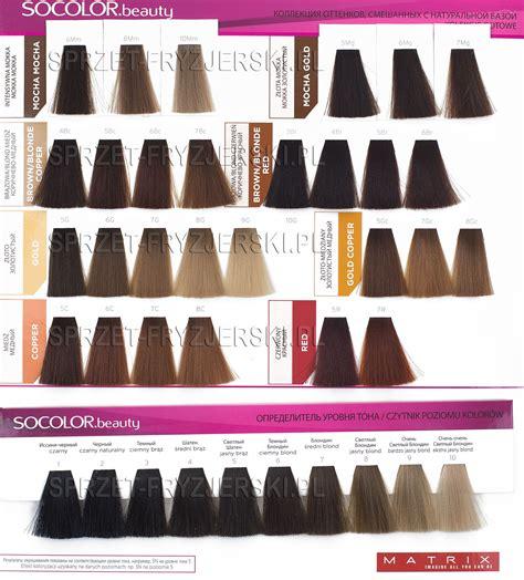 matrix socolor beauty matrix socolor beauty farba fryzjerska do trwałej