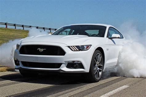Ford Gt 2015 New 2015 Ford Mustang Gt Feature Makes Burnouts Easy