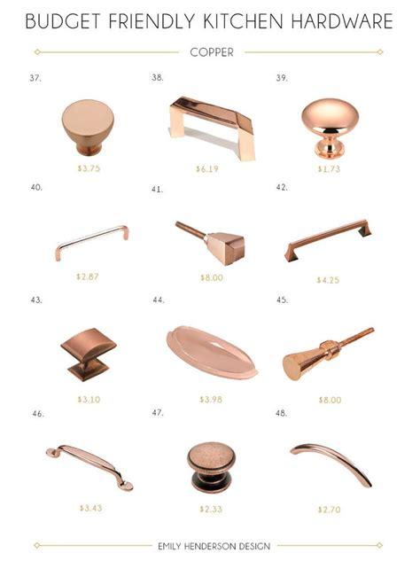 copper kitchen knobs 58 best hardware images on pinterest bathroom hardware