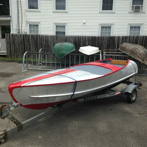feather craft aluminum boat for sale feather craft runabout 1947 for sale for 3 800 boats