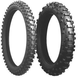Motorradreifen 120 90 H 18 by Bridgestone Gritty Ed668 Tt Rear 120 90 18 65r