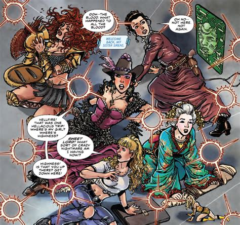 george perez s sirens books george perez talks about sirens from boom studios