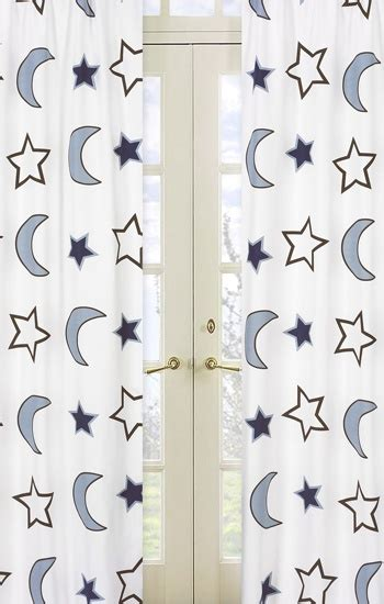 moon and stars curtains stars and moon curtains ariel pinterest stars and