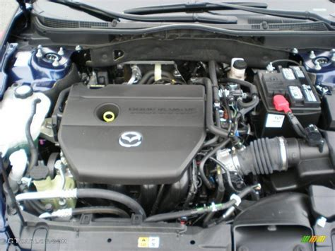how cars engines work 2010 mazda mazda6 spare parts catalogs 2010 mazda mazda6 i sport sedan 2 5 liter dohc 16 valve vvt 4 cylinder engine photo 41335903