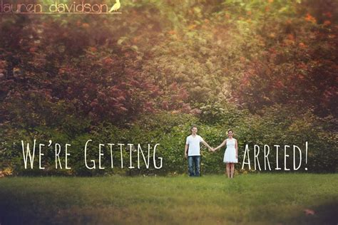 Wedding Announcement Photo Ideas by Cs Wedding Guide Engagement Announcement Ideas