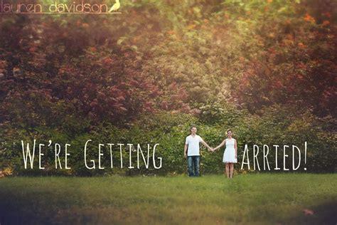 Wedding Announcement Ideas by Cs Wedding Guide Engagement Announcement Ideas