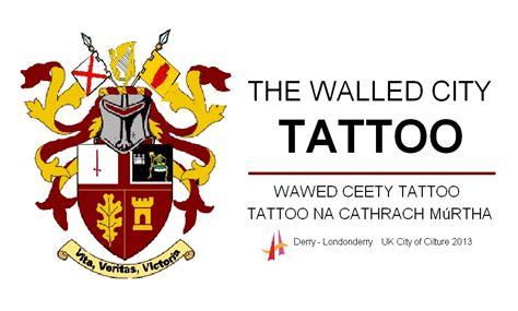 tattoo fest logo sam s flags walled city tattoo