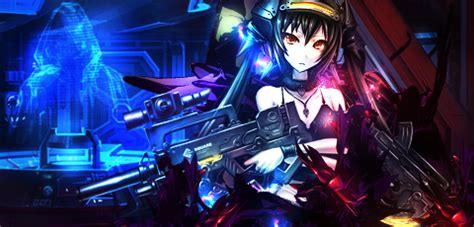 high tech anime girl tag by gundamquatro on deviantart