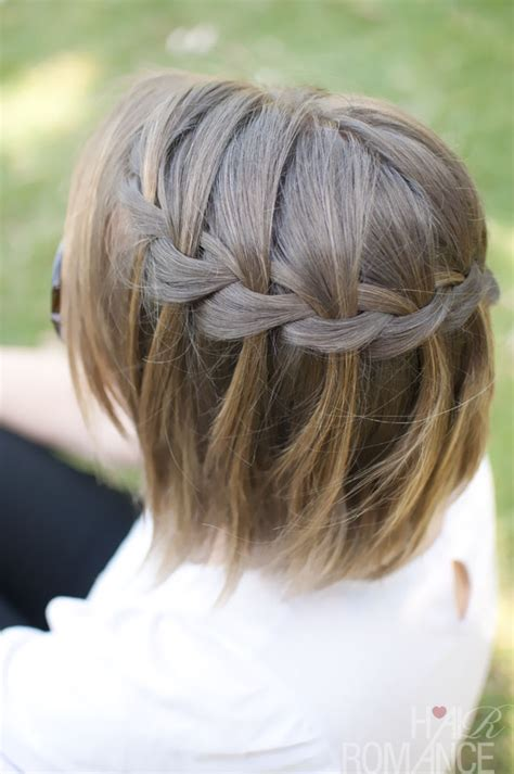 Braids For Short Hair » Home Design 2017