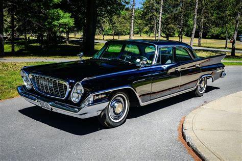 1961 chrysler new yorker 1961 chrysler new yorker saratoga auto auction