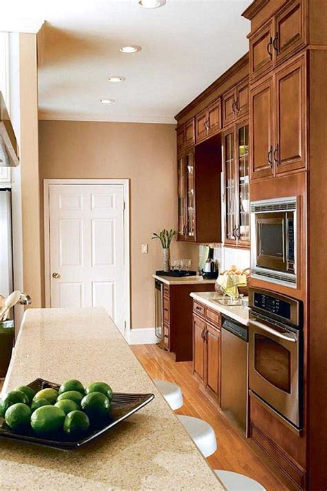 kitchen paint colors 2018 with golden oak cabinets