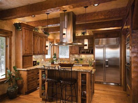 interior design 19 log cabin log home open floor plan kitchen luxury log cabin homes
