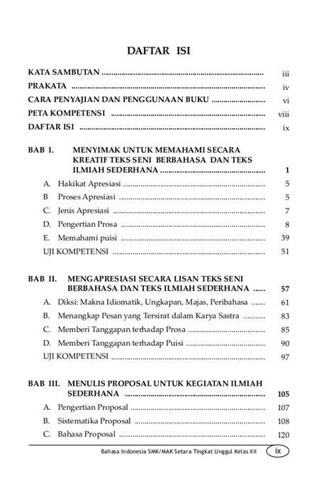 menulis puisi hrs memperhatikan bahasa indonesia smk kelas xii