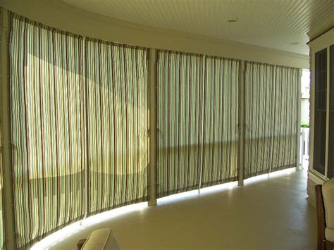Canvas Patio Curtains Top Canvas Drapes For Outside Porch Wallpapers