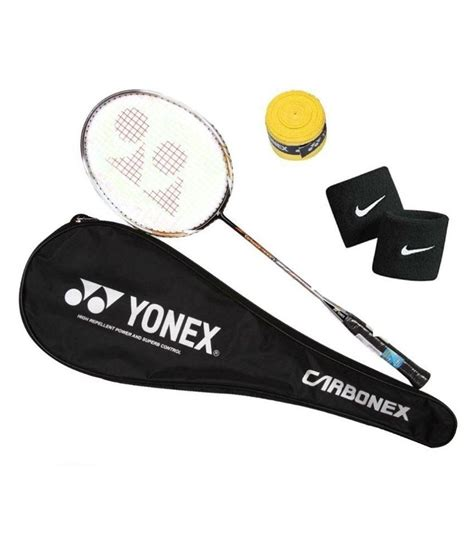 Original Yonex Replacement Grip Yonex 1 yonex carbonex 6000 strung badminton racquet in cover with replacement grip free