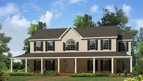 two story montgomery two story style modular homes