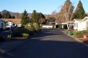 glenwood mobile home park a senior community in medford oregon