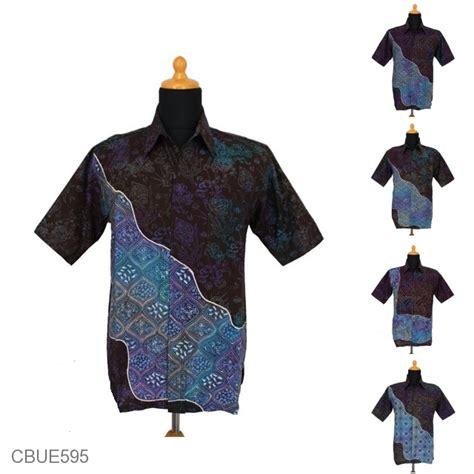 Kemeja Gradasi kemeja batik ekslusive motif abstrak gradasi hitam