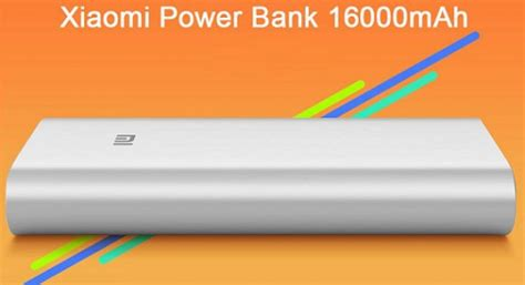 Pasaran Power Bank Xiaomi xiaomi powerbank 16000 mah xiaomi