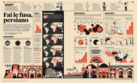 newspaper layout infographic infographic newspaper it trend pinterest