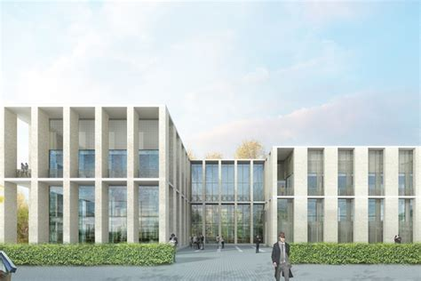 scottish building contract design and build bam preferred for scottish water ops centre