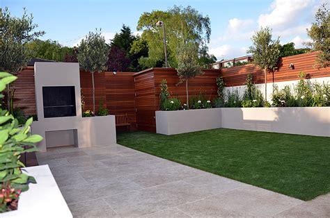 Modern garden design Fulham Chelsea Clapham Battersea