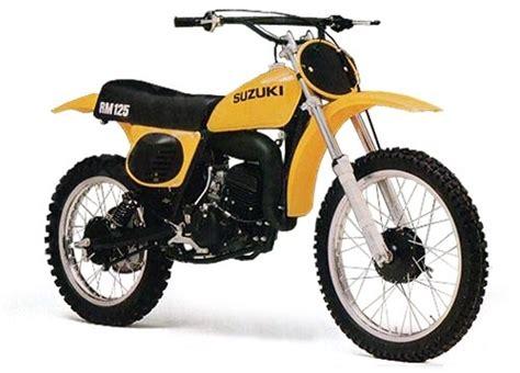 Suzuki Rm100 1975 1976 1977 Suzuki Rm100 125 250 370 1978 1979 Ts250