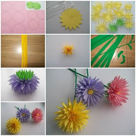 easy paper asters