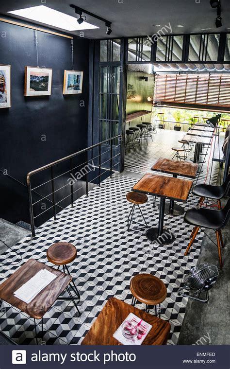 retro interior design cafe trendy hipster retro style restaurant interior design