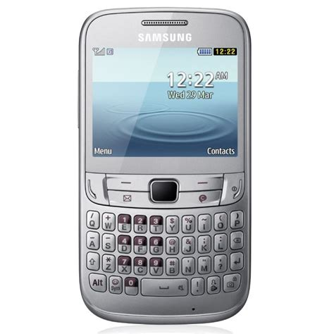 wallpaper samsung chat samsung chat 357 s3570 silver achat t 233 l 233 phone portable