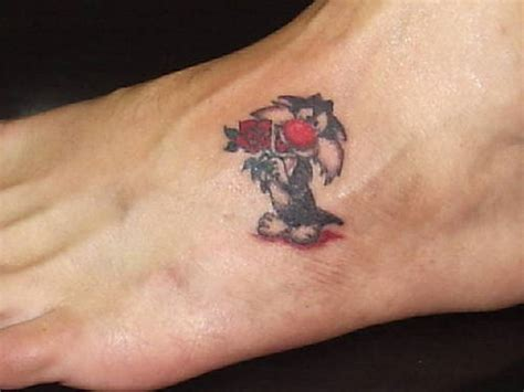 tattoo sylvester cat other micro tattoo sebastian tattoo picture at