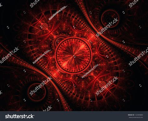 html pattern for time red clockwork pattern time machine digital stock