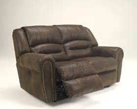 Recliner Sofas And Loveseats 9820086 Furniture Signature Design Mcneil Java Reclining Loveseat Pieratt S Appliances
