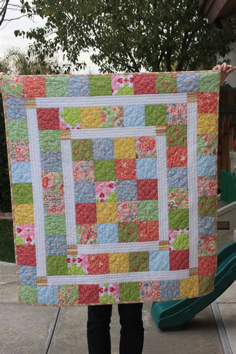 Quilts Like by The Kelsie Baby Quilt From Rebel Perfection Like The