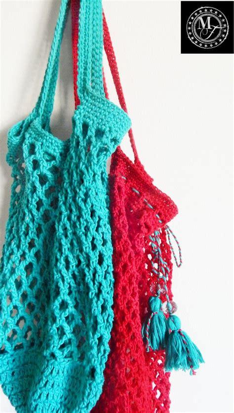 crochet duffle bag pattern free simple stylish market bag crochet market bag crochet