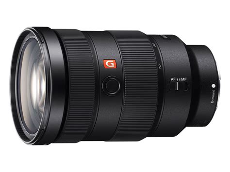 sony lenses sony launches new g master brand of interchangeable lenses