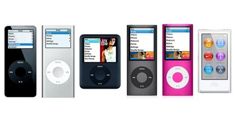 best ipods what are the best and worst ipods a brief history of