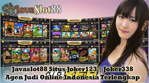 javaslot situs joker joker agen judi  indonesia terlengkap