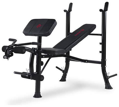 marcy bench review marcy be1000 barbell weight bench review