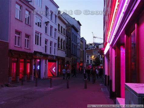 Antwerp Light District by Antwerp Antwerpen Light District Maps Photos Hotels
