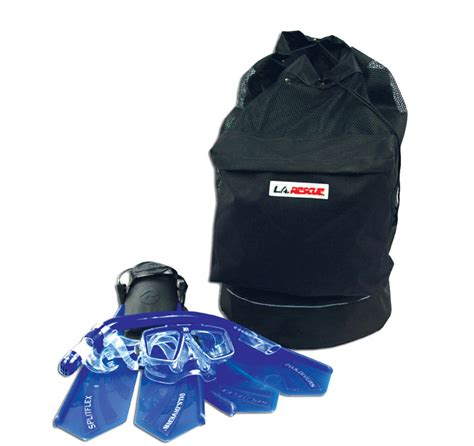 Emergency Rescue Bag Firstaid Treatment Diving l a rescue swiftwater rescue gear bag emergency