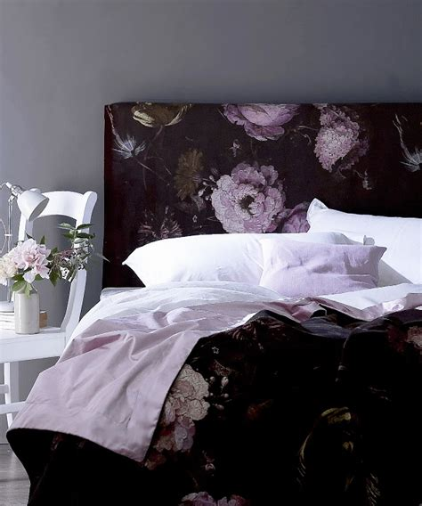 Flower Headboard by Truly Madly Deeply Floral For Homes This Autumn Dear