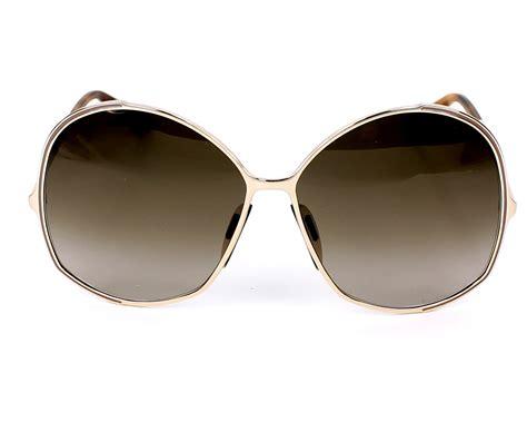 Marc Jacob Mj Snapshot Original Ori 2 lunettes de soleil marc mj 621 s ksf ha or avec des verres gris pour femmes