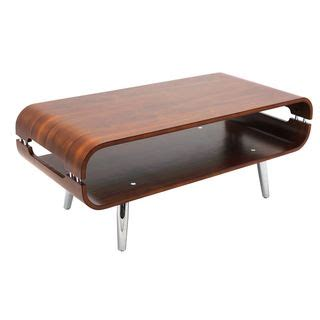bentwood walnut sofa table vers walnut bent wood coffee table by lumisource wood