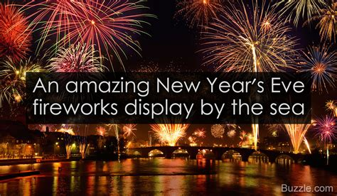 the world s most amazing new year s eve fireworks displays