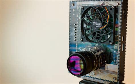 axiom camera  prototype  step   open