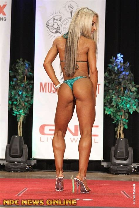 pin  lisa adler  ifbb ms olympia fitness fitness