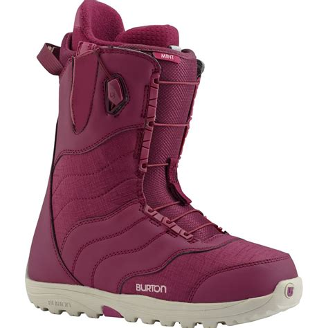 womans snowboarding boots burton mint snowboard boot s backcountry